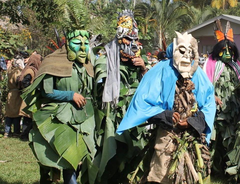 Boruca Indigenous People, pueblo indígena de Boruca