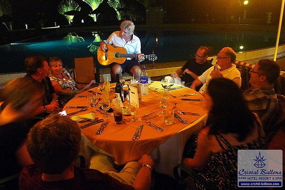 Restaurant Pura Vida Party