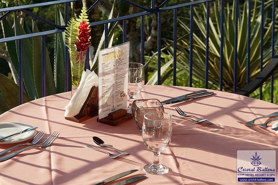 Restaurant Pura Vida Table