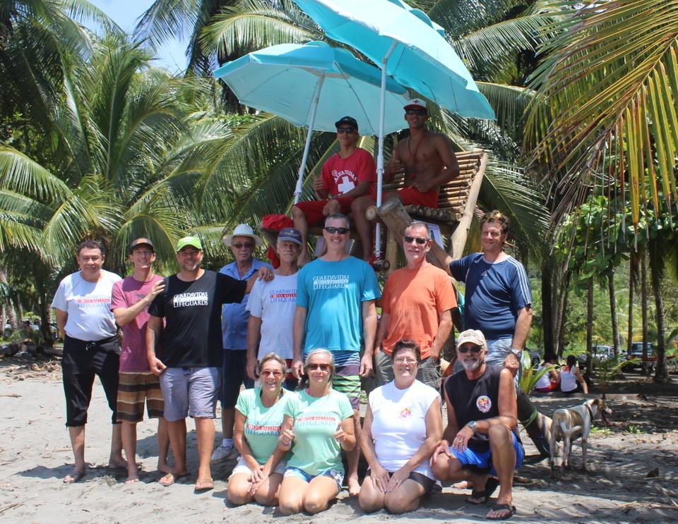 Ventanas Beach gets Lifeguards! - Uvita, Bahia Ballena - Ballena Tales