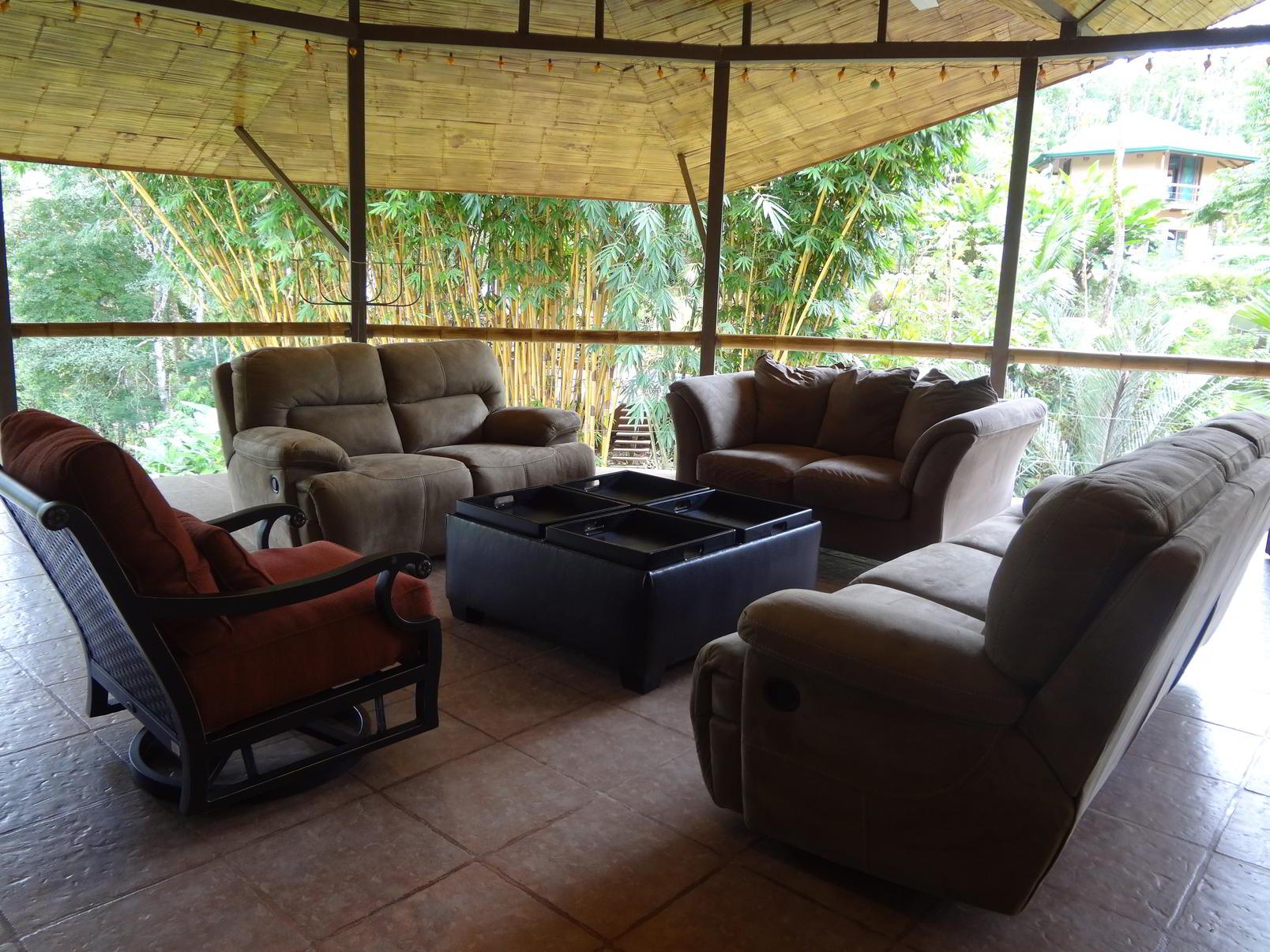 Balcony Lounge Day