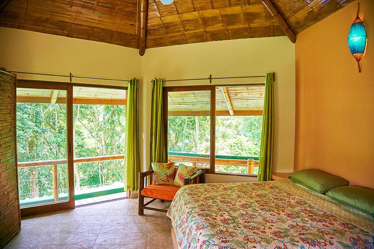 Manoas, Luxury Camping, Uvita Hotel, Costa Rica, villa colibrí (1)