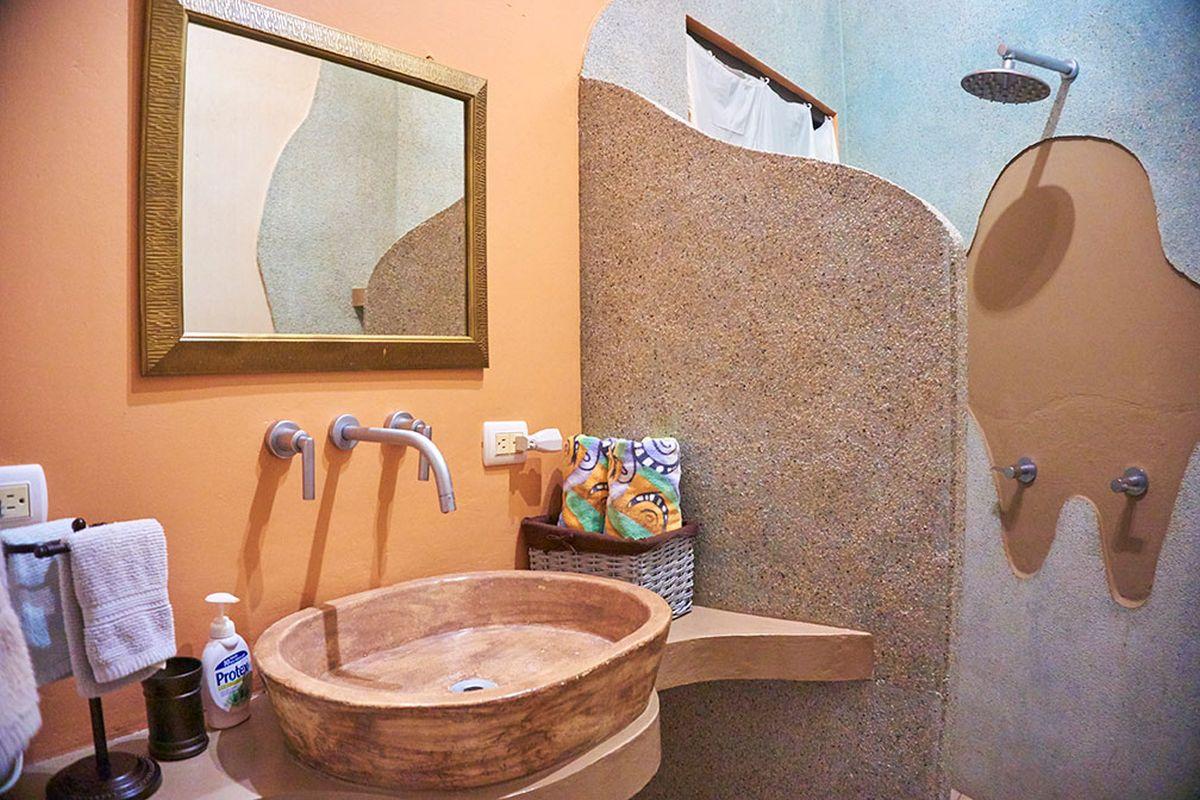 Manoas, Luxury Camping, Uvita Hotel, Costa Rica, villa colibrí (10)
