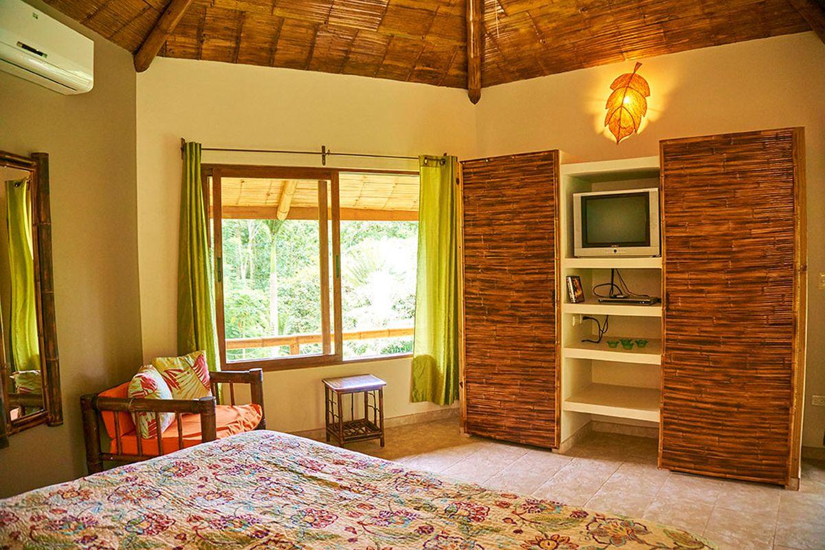 Manoas, Luxury Camping, Uvita Hotel, Costa Rica, villa colibrí (2)