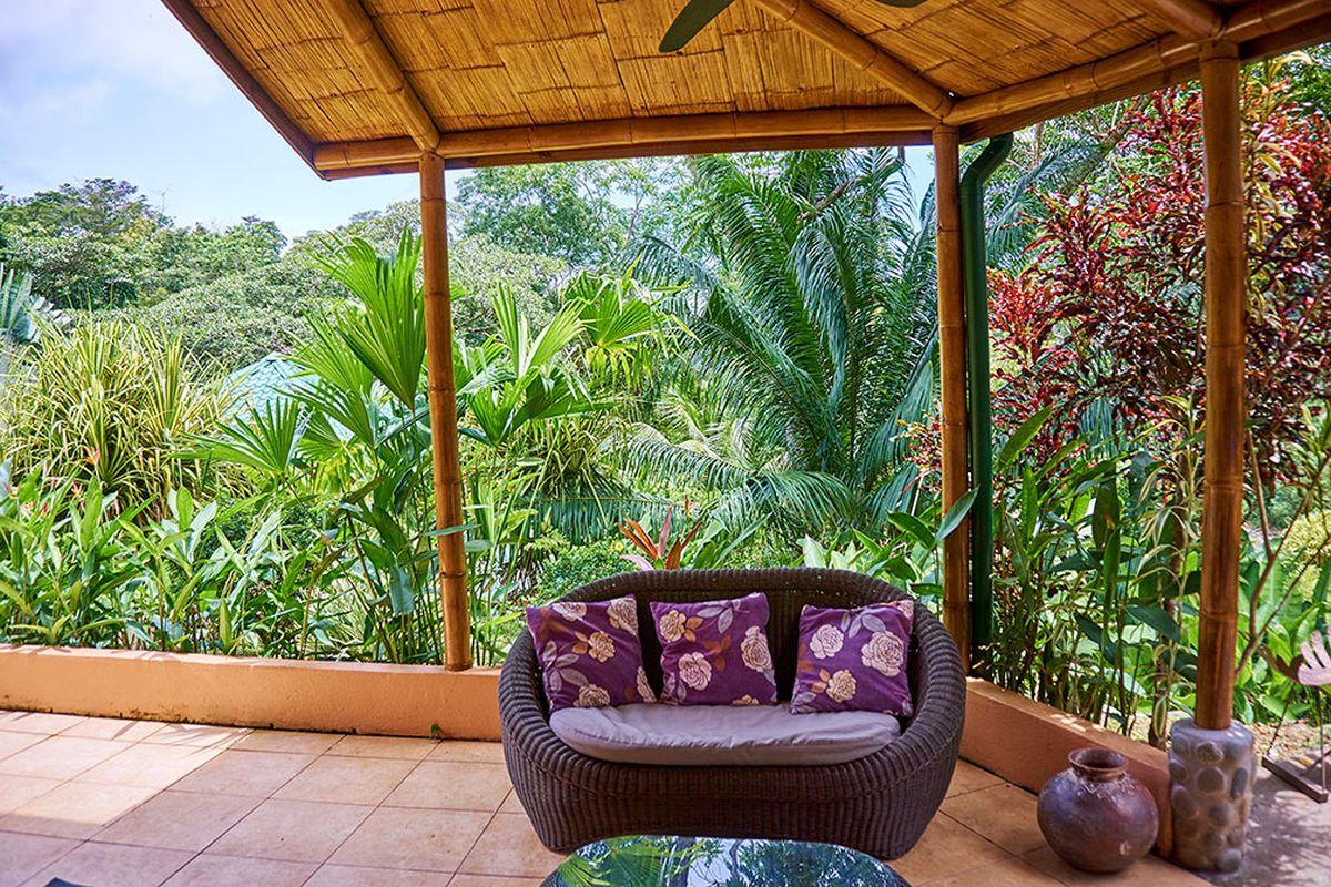 Manoas, Luxury Camping, Uvita Hotel, Costa Rica, villa colibrí (3)