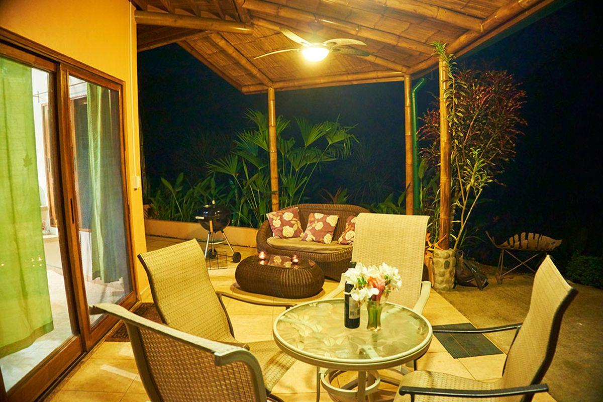 Manoas, Luxury Camping, Uvita Hotel, Costa Rica, villa colibrí (4)