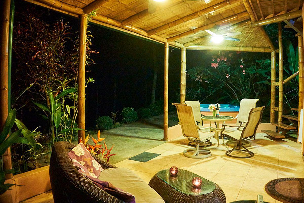 Manoas, Luxury Camping, Uvita Hotel, Costa Rica, villa colibrí (5)