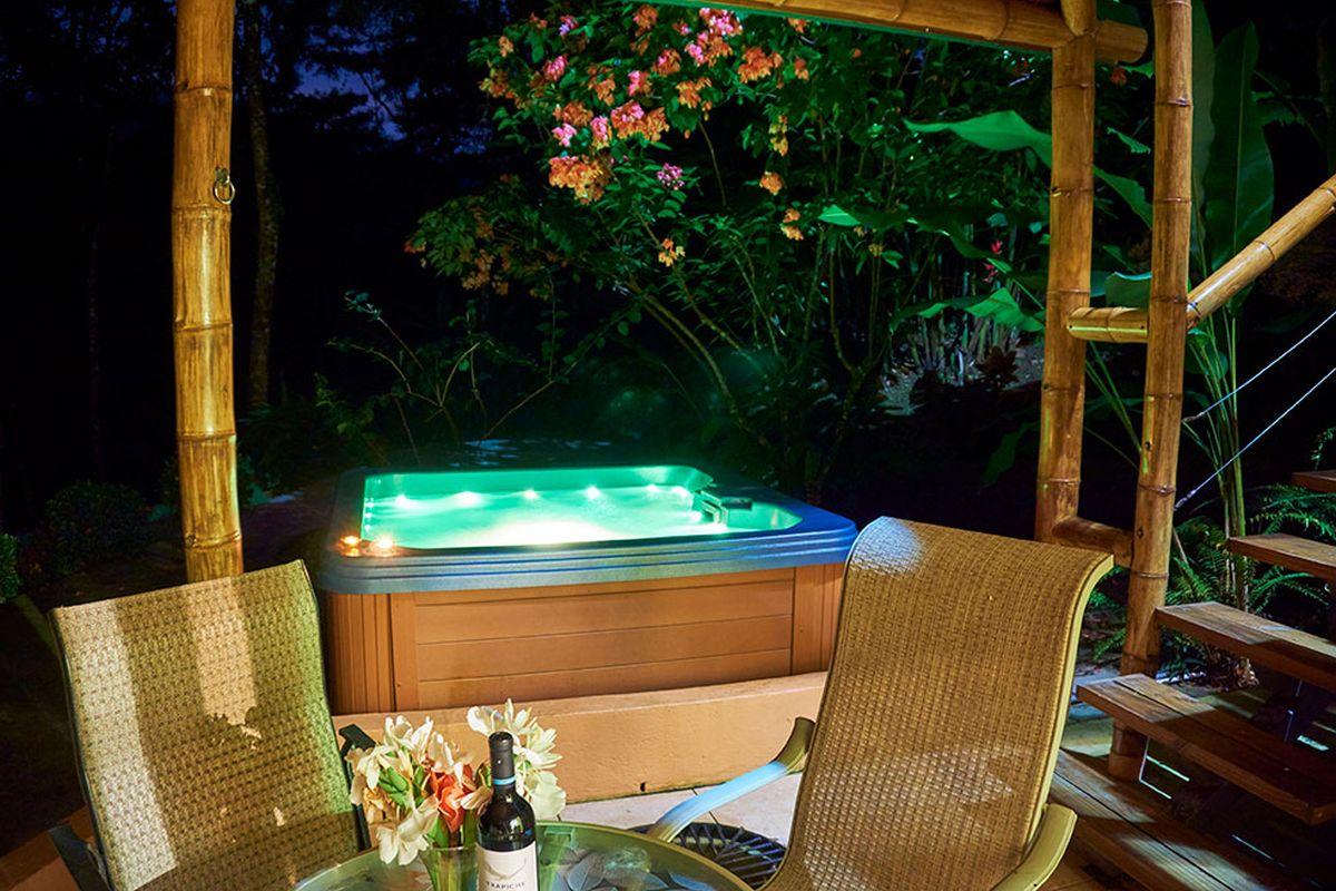 Manoas, Luxury Camping, Uvita Hotel, Costa Rica, villa colibrí (6)