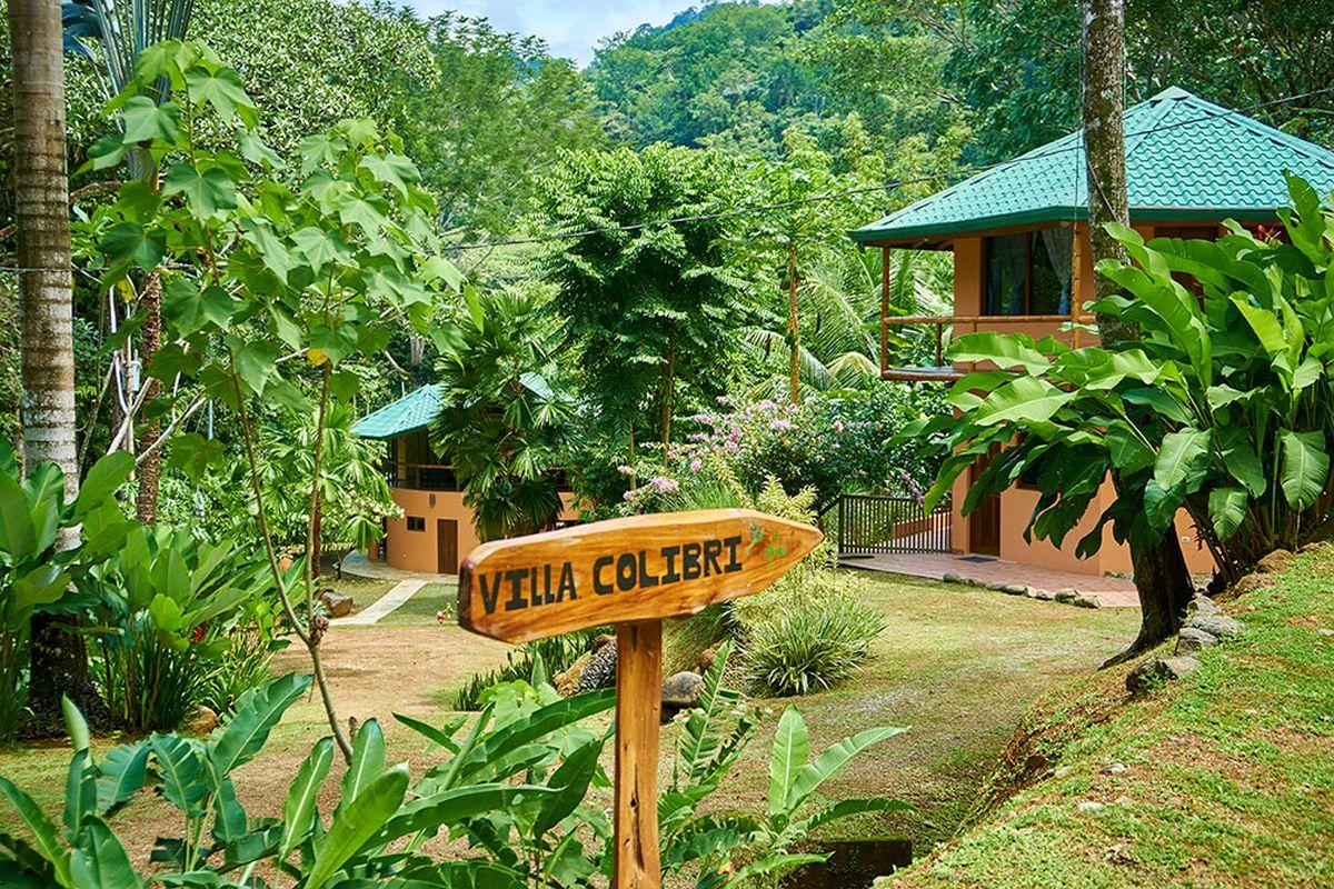 Manoas, Luxury Camping, Uvita Hotel, Costa Rica, villa colibrí (7)