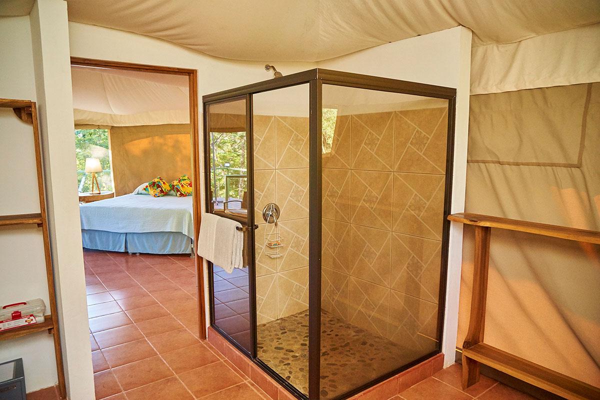 Manoas Luxury Camping, Uvita Hotel, Costa Rica, carpas (1)