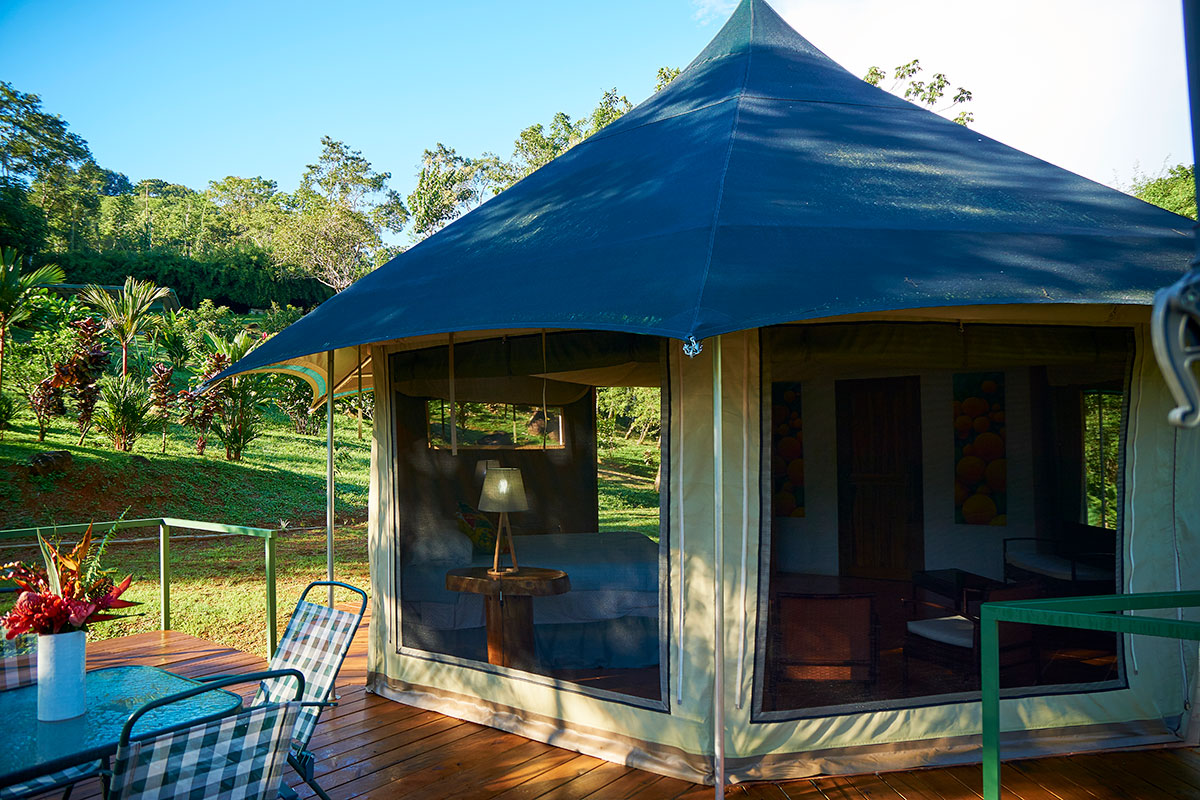 Manoas Luxury Camping, Uvita Hotel, Costa Rica, carpas (11)