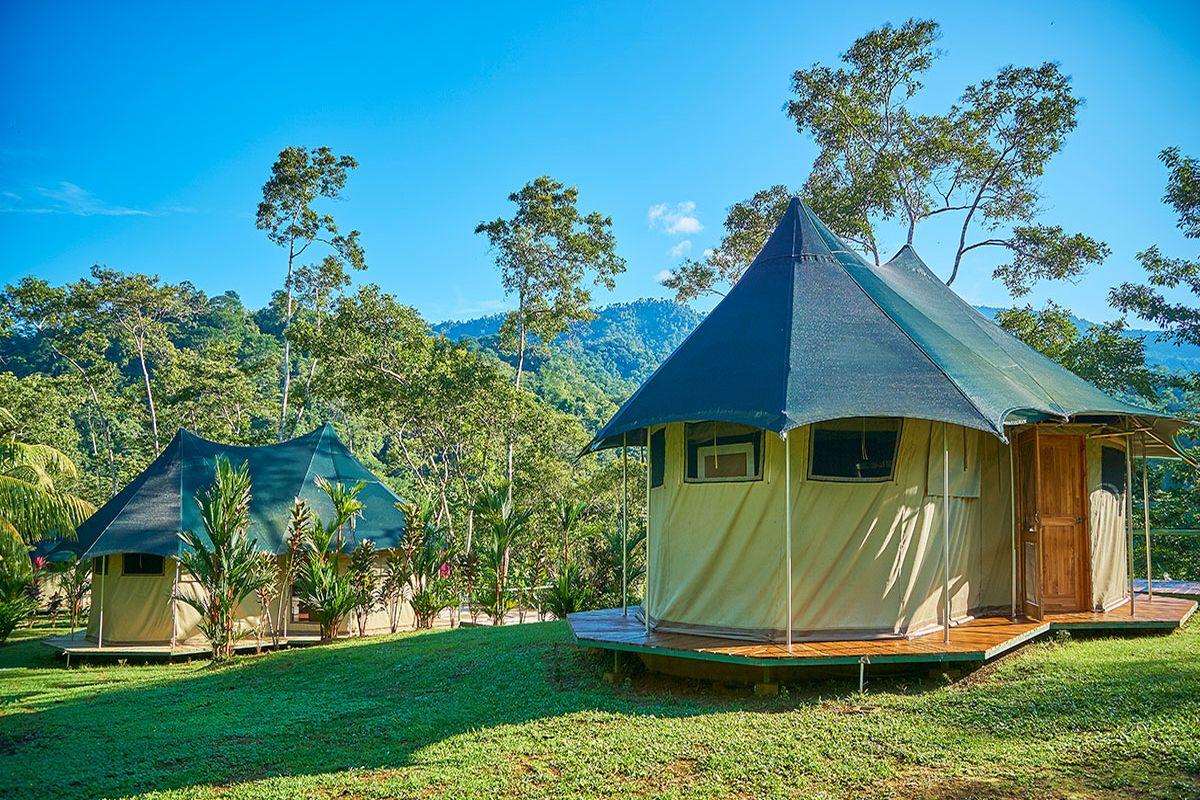 Manoas Luxury Camping, Uvita Hotel, Costa Rica, carpas (5)