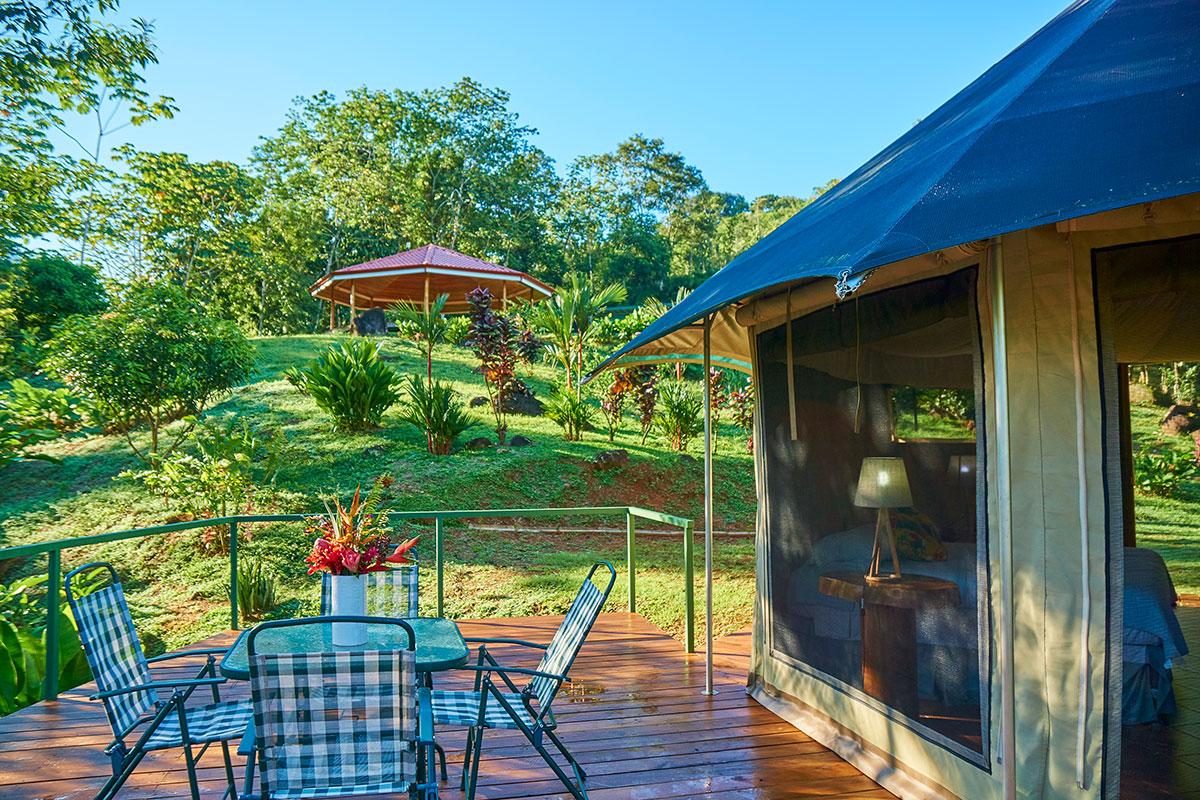 Manoas Luxury Camping, Uvita Hotel, Costa Rica, carpas (6)