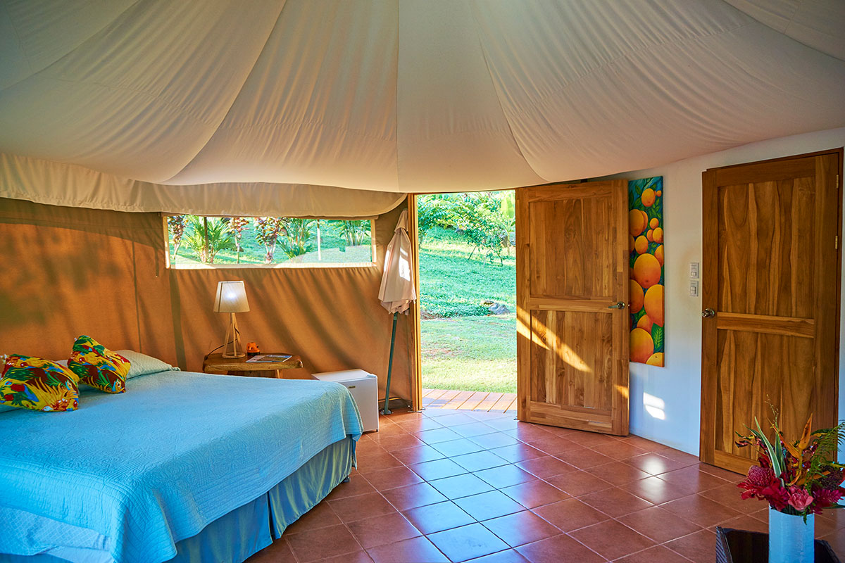 Manoas Luxury Camping, Uvita Hotel, Costa Rica, carpas (8)