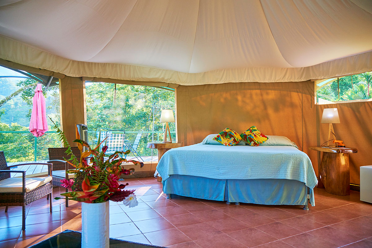 Manoas Luxury Camping, Uvita Hotel, Costa Rica, carpas (9)