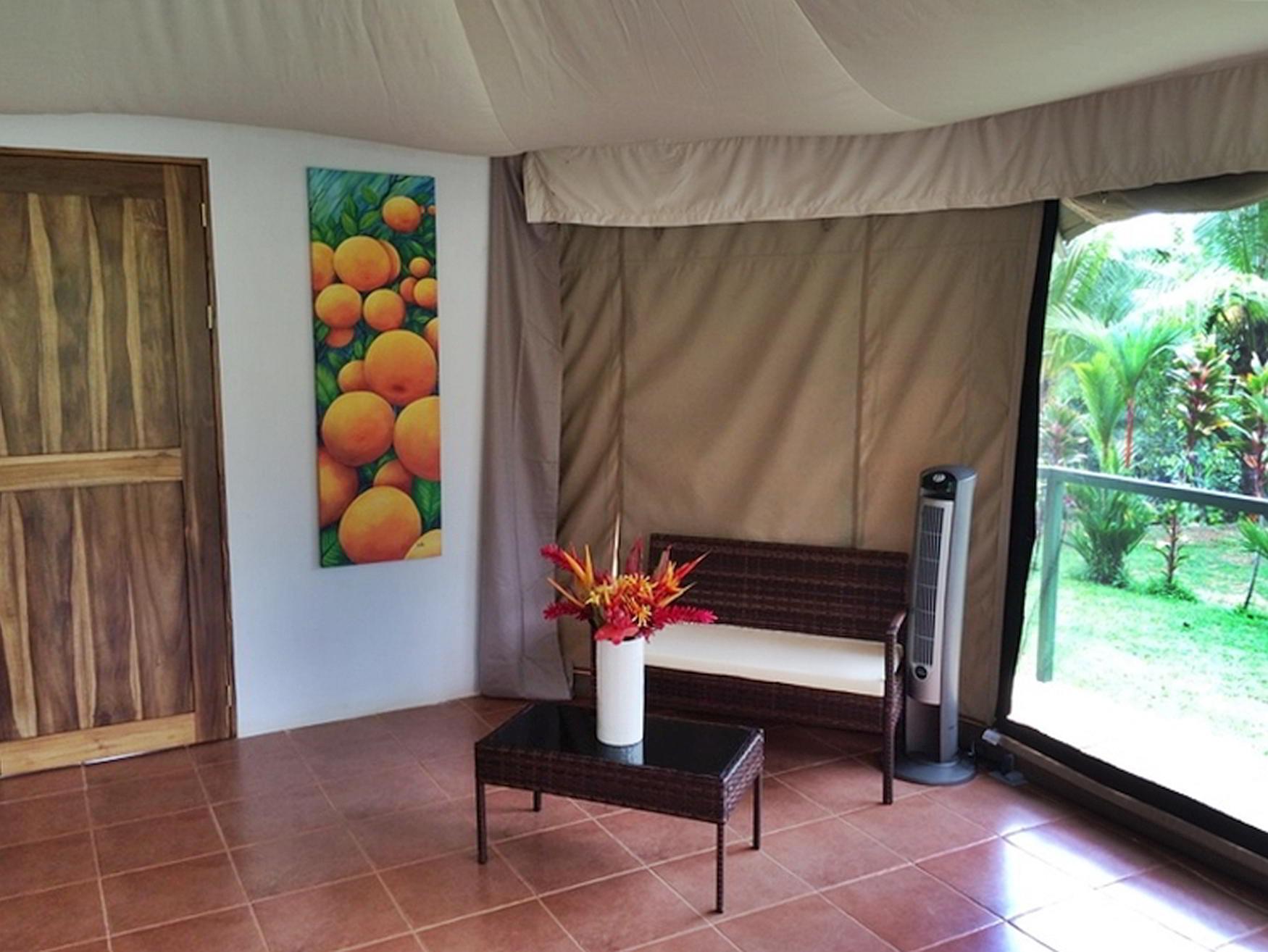 Tent Interior 2