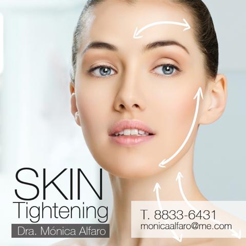Skin teightening