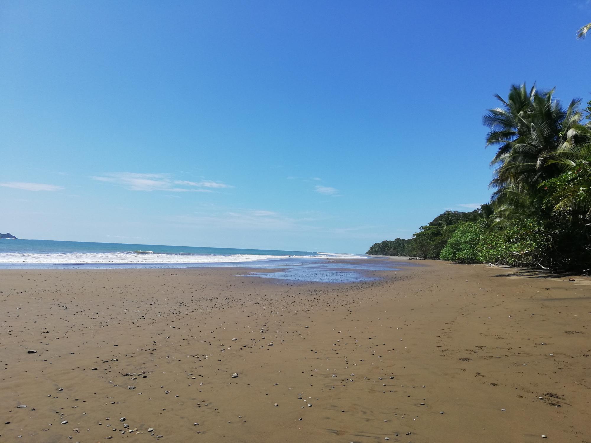 Playa Ballena South Pacific Costa Riva Beaches 1
