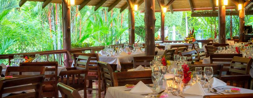 El Rancho Restaurant, Restaurante El Rancho, Hotel Villas Rio Mar
