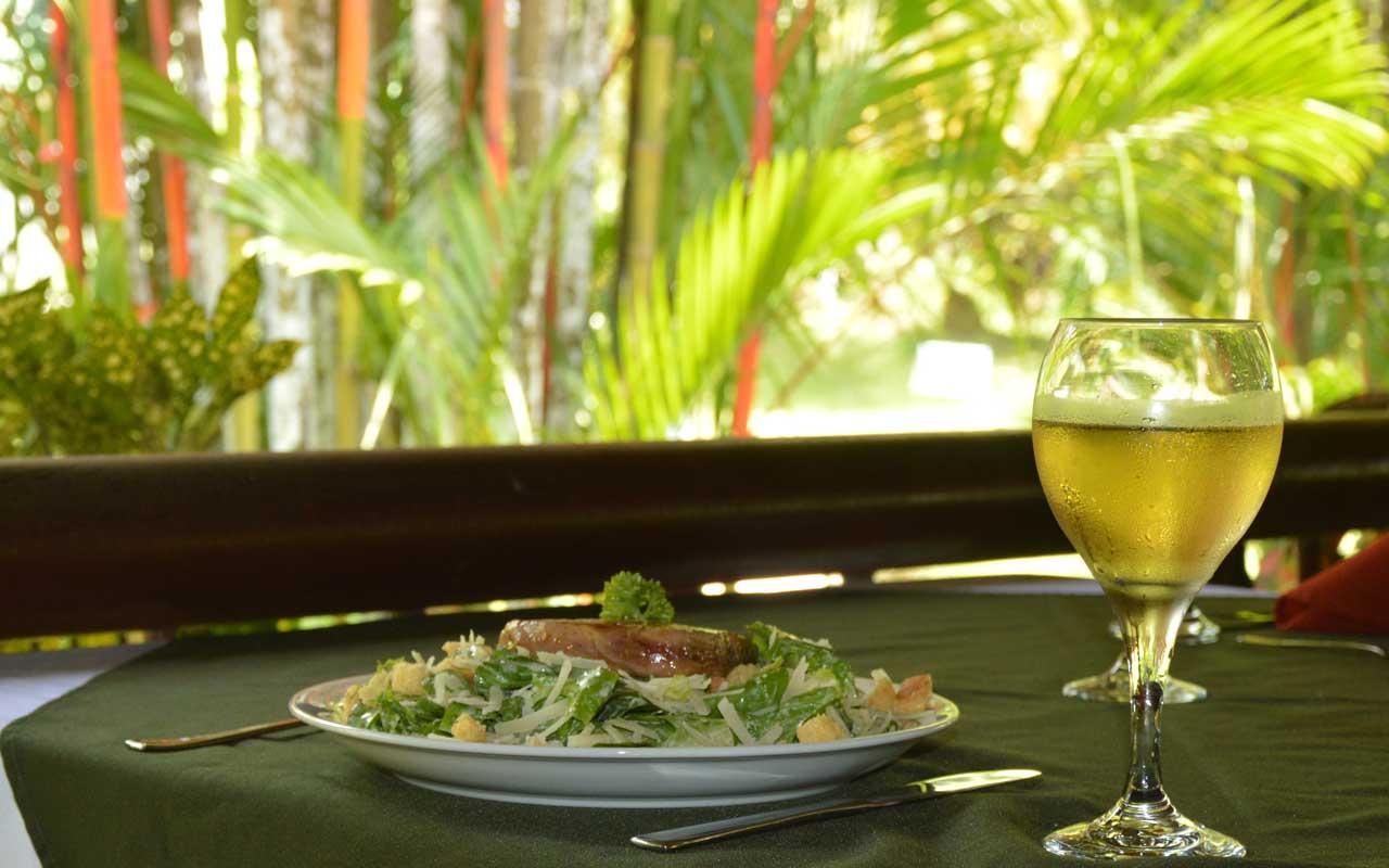 El Rancho Restaurant, Restaurante El Rancho