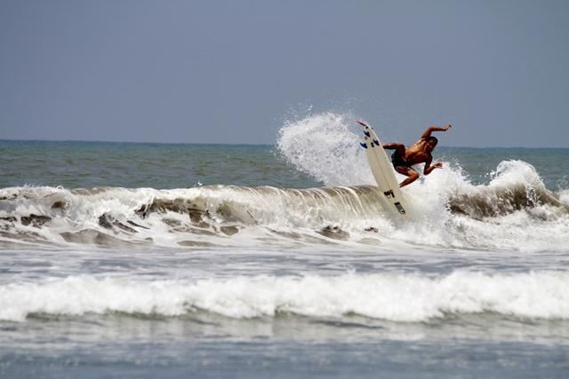 Los surfistas son pura vida