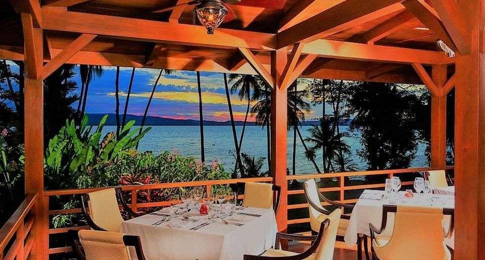 Osa Peninsula, South Pacific Costa Rica Restaurants