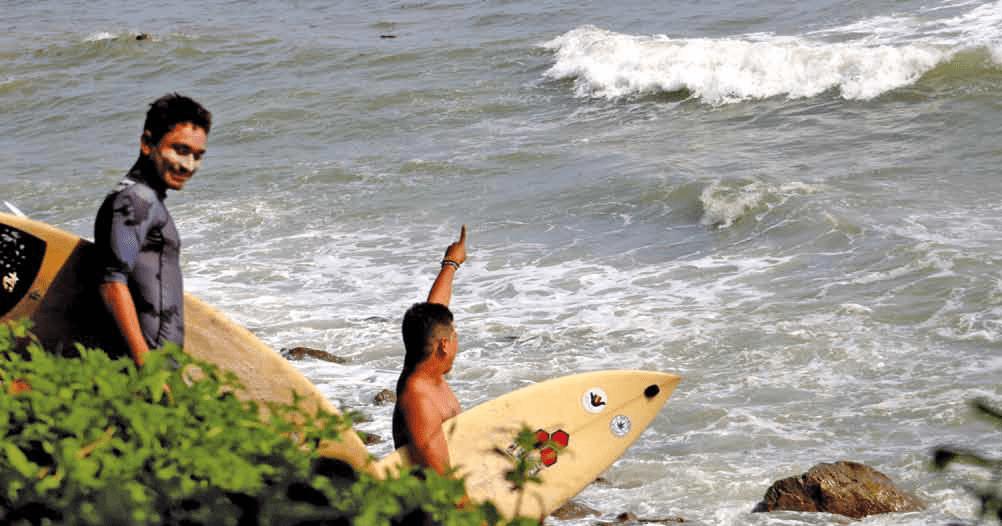Tide Chart, Dreamy Conditions on the Ballena Coast - Osa, Uvita - Ballena Tales