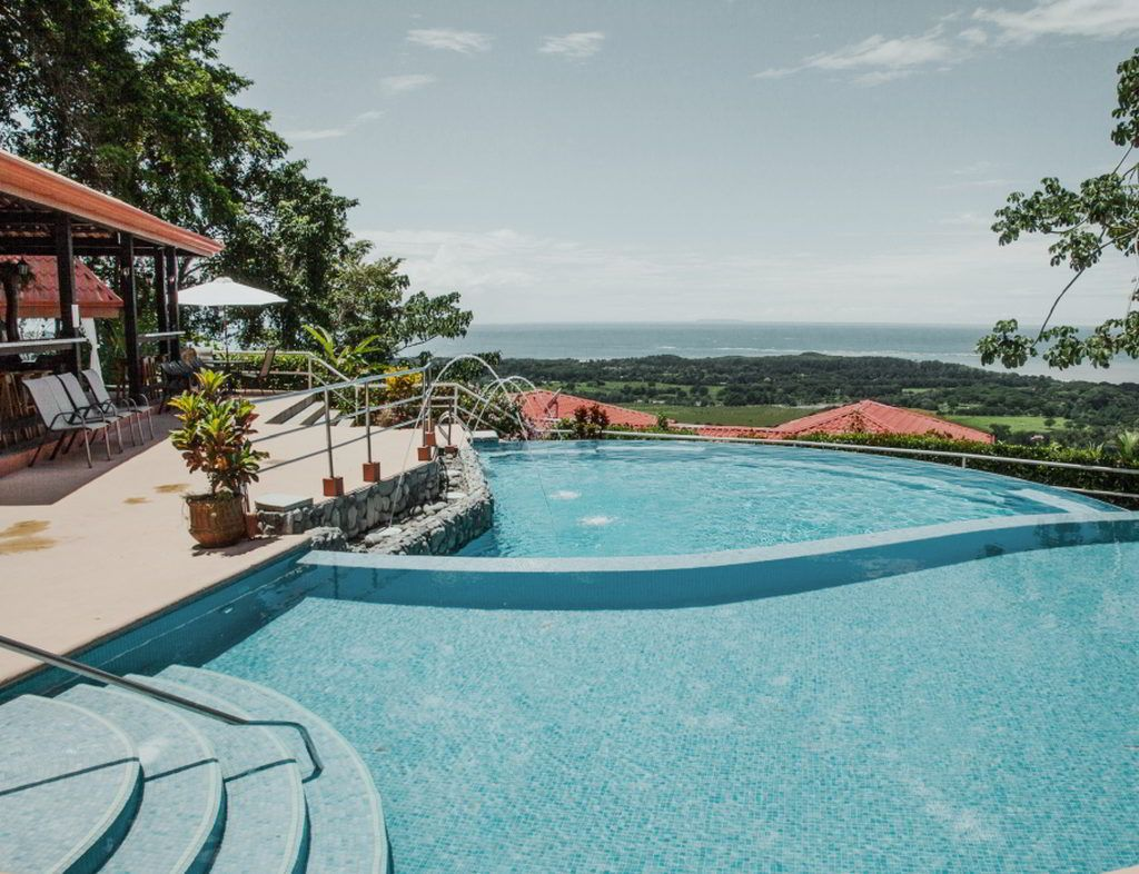 Vista Ballena Hotel Uvita, pool
