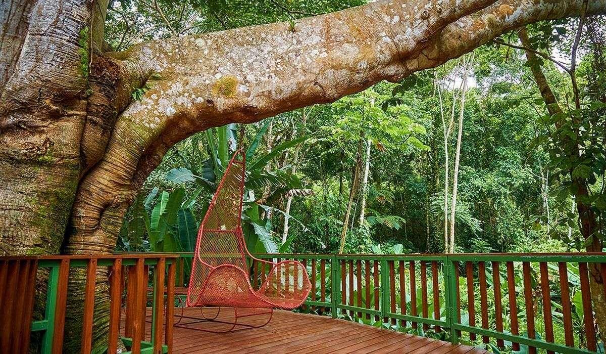 Manoas Luxury Camping, Osa, Uvita Hotel, Costa Rica