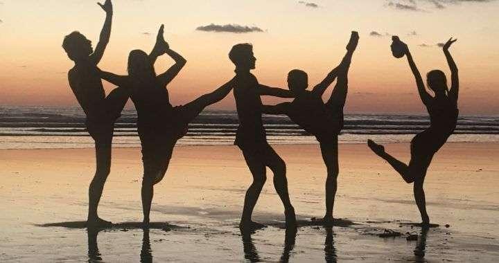 """La Escuela Happy Feet de Ballet y Artes Escénicas presenta """"International Zona Sur Dance Intensive#2"""" 1"""