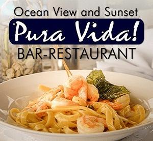 Restaurantes en Uvita 1