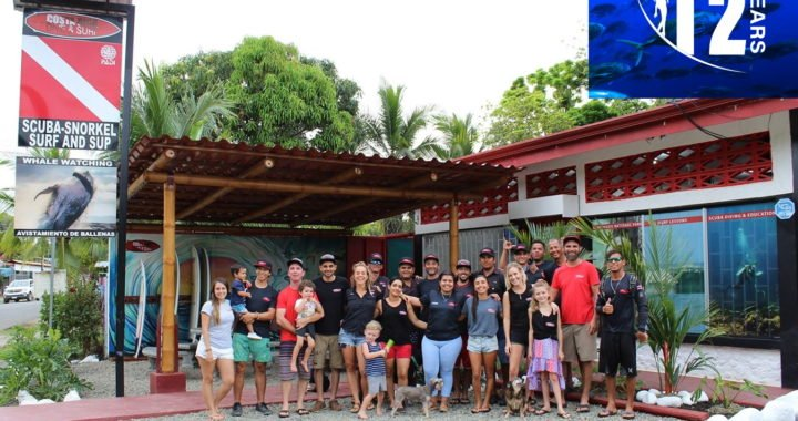 Costa Rica Dive and Surf team web