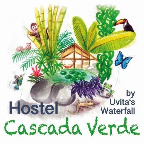 Hostal Cascada Verde, by Uvita´s waterfall