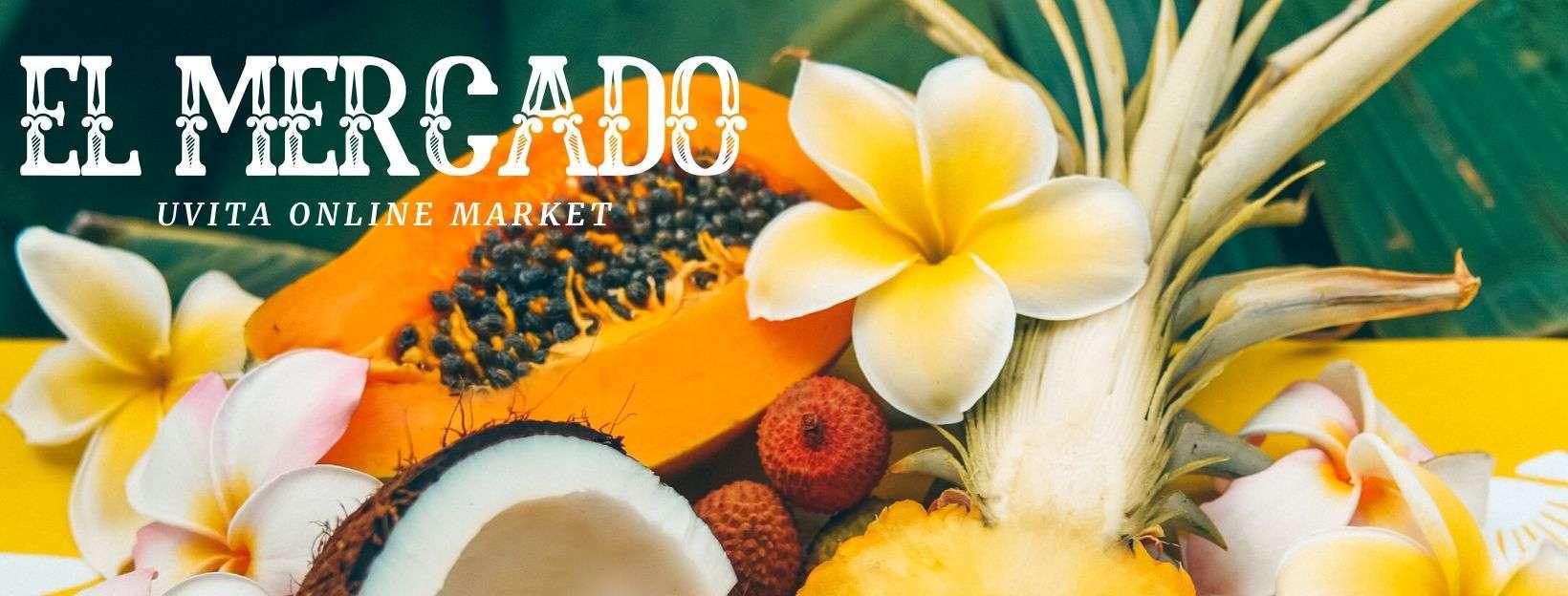 El Mercado, a Virtual Market supporting rural entrepreneurship