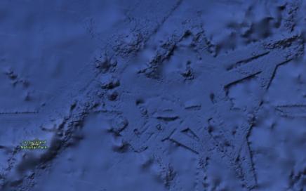 misteriosa estructura submarinas - Mysterious Underwater Structure