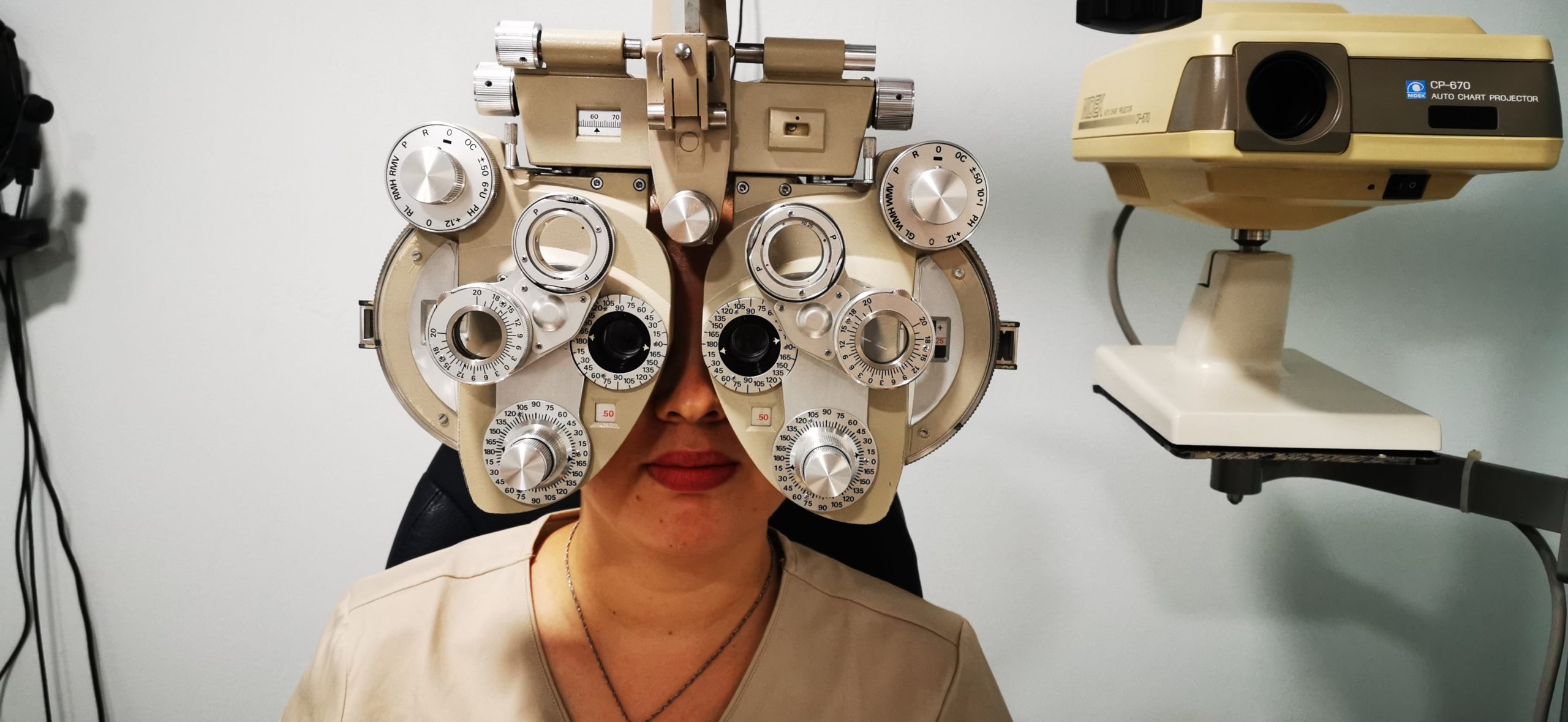 Óptica del Sol, optometry and ophthalmology services