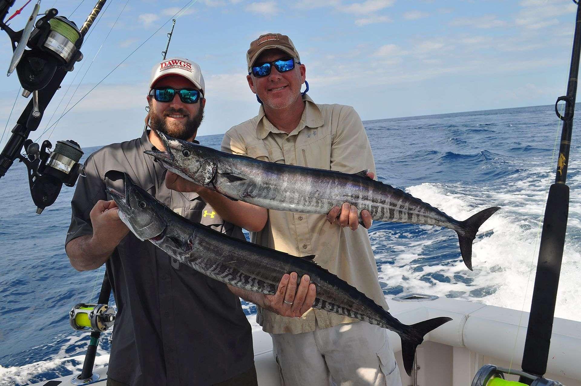 Sport fishing - pesca deportiva,Bahía de Drake, Drake Bay,
