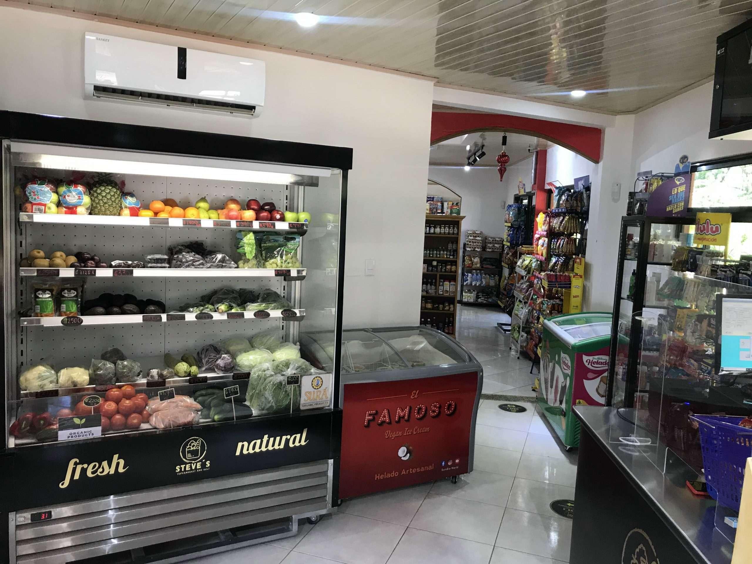 Steve´s Supermarket