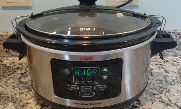 slow cooker - cocimiento lento