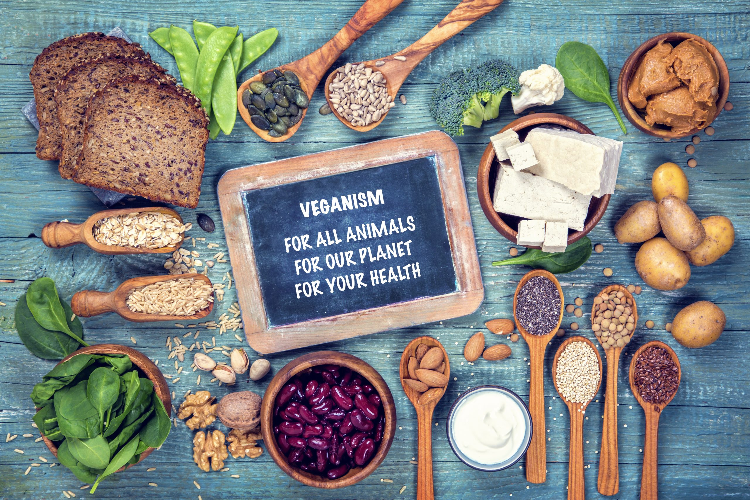 Veganism is on the rise - and it is far more than a food trend! 9