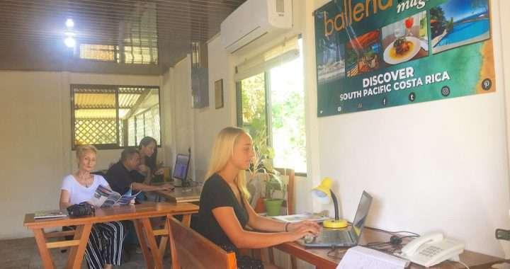 Ballena Tales Comprehensive Travel Guide & Magazine #77, South Pacific Costa Rica