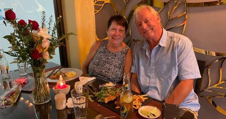 The Magic Of Love Romantic Dinner at Retro Restaurant