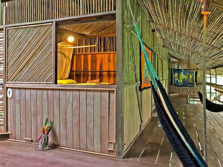 Cascada Verde Hostel in Uvita