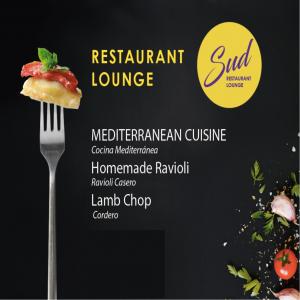 SUD Wine Bar and Lounge, Ojochal Restaurants