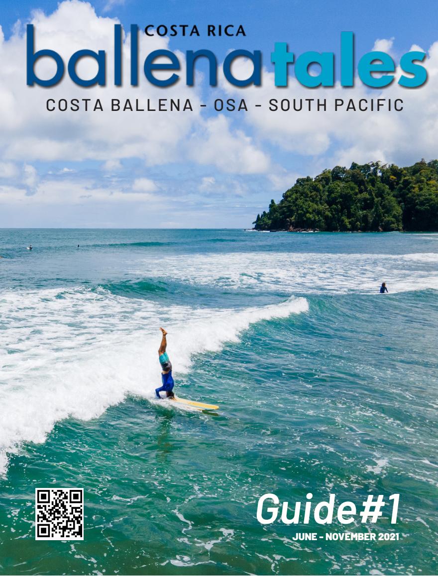 Ballena Tales Print Guide