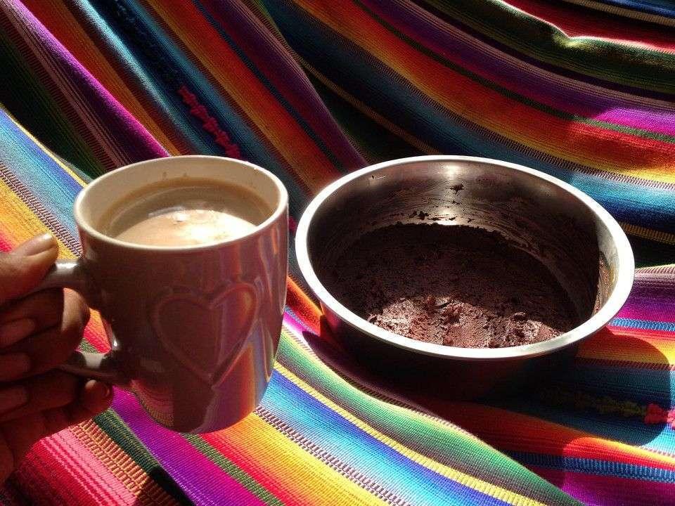 salud, cacao y bienestar