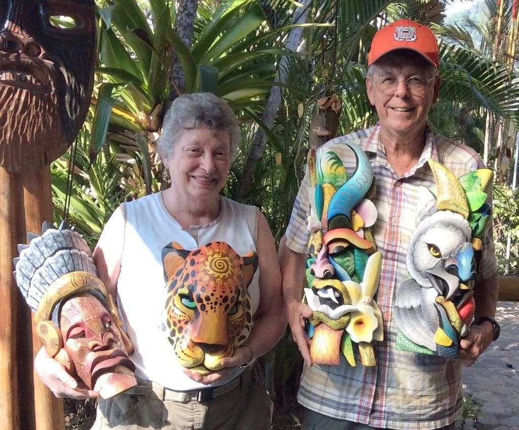Turistas felices 2